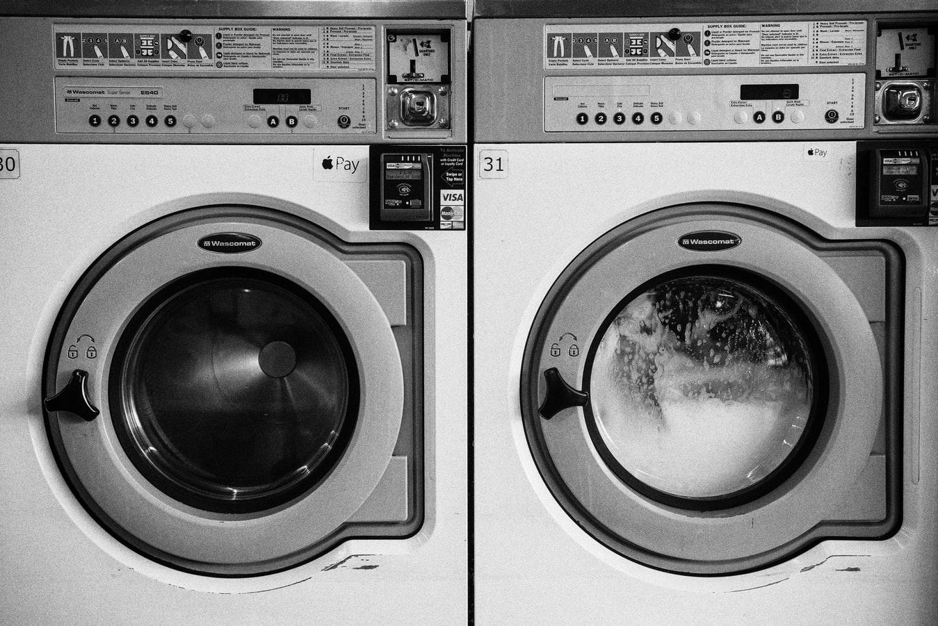 Nettoyer une machine à laver